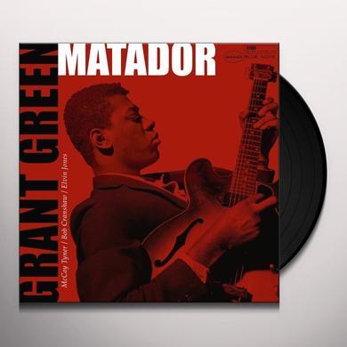 Grant Green MATADOR Vinyl Record - Gatefold Sleeve, 180 Gram Pressing