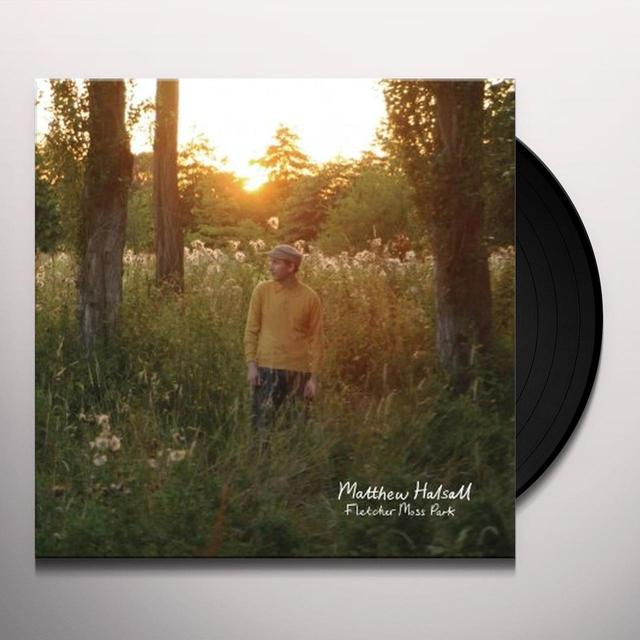 Matthew Halsall FLETCHER MOSS PARK Vinyl Record