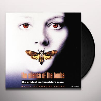 Howard Shore SILENCE OF THE LAMBS (SCORE) / O.S.T. Vinyl Record