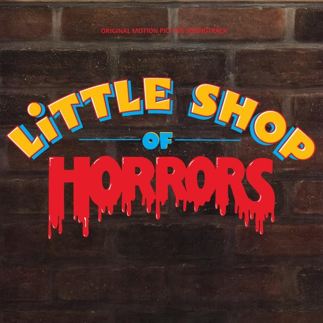 LITTLE SHOP OF HORRORS / O.S.T. Vinyl Record