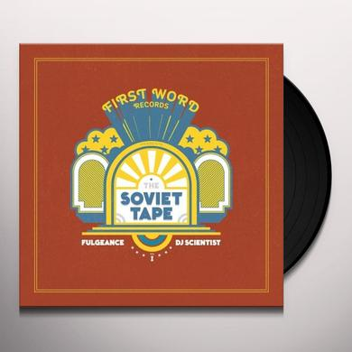 FULGEANCE / DJ SCIENTIST SOVIET TAPE 1 Vinyl Record