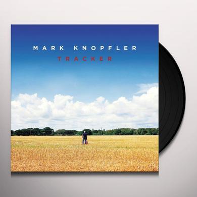 Mark Knopfler TRACKER Vinyl Record