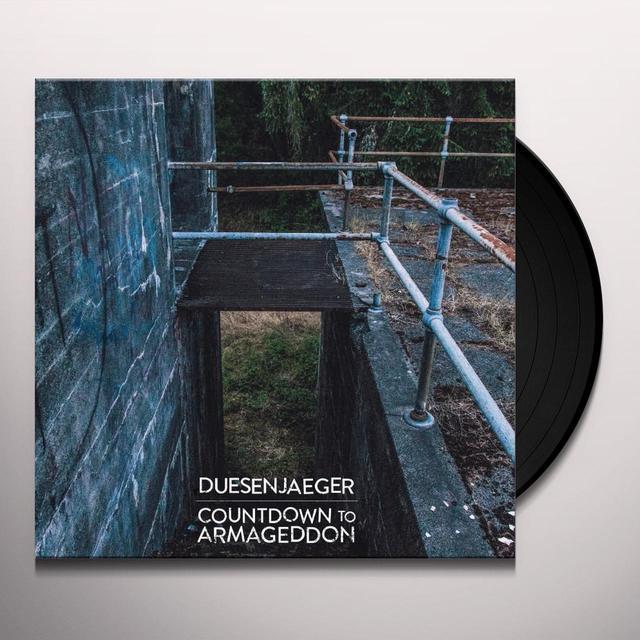 DUESENJAEGER/ COUNTDOWN TO ARMAGEDDON SPLIT Vinyl Record