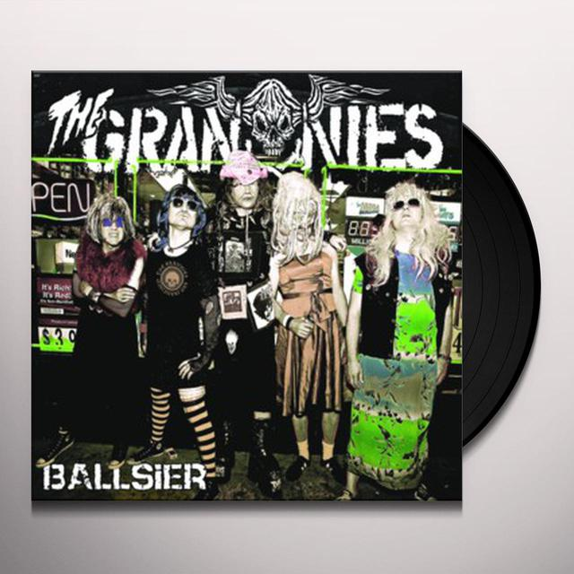 GRANNIES BALLSIER Vinyl Record