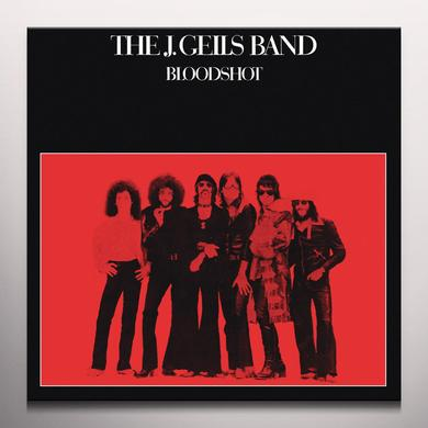 J Band Geils BLOODSHOT Vinyl Record