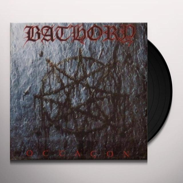 Bathory OCTAGON Vinyl Record