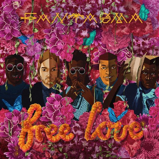 FANTASMA FREE LOVE Vinyl Record - Digital Download Included