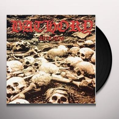 Bathory REQUIEM Vinyl Record