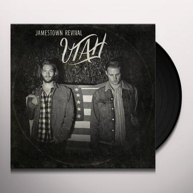 Jamestown Revival UTAH Vinyl Record - Digital Download Included