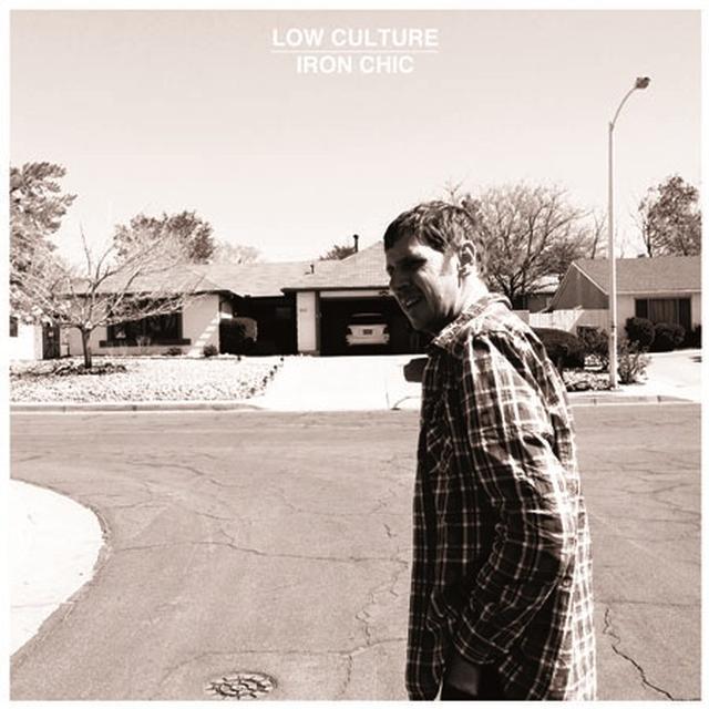 IRON CHIC / LOW CULTURE SPLIT (EP) Vinyl Record
