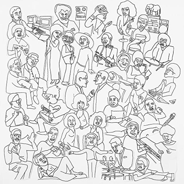 Romare PROJECTIONS Vinyl Record