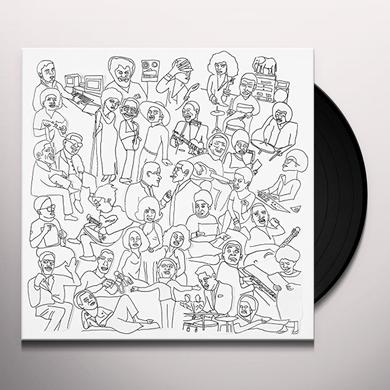 Romare PROJECTIONS Vinyl Record - Digital Download Included