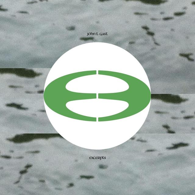John T. Gast EXCERPTS Vinyl Record