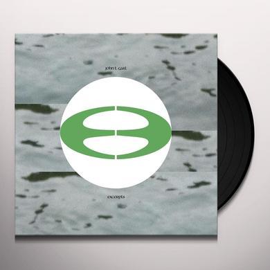 John T. Gast EXCERPTS Vinyl Record - Digital Download Included