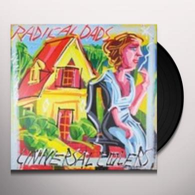 Radical Dads UNIVERSAL COOLERS Vinyl Record - Limited Edition, Digital Download Included
