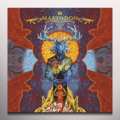 Mastodon BLOOD MOUNTAIN Vinyl Record - Colored Vinyl