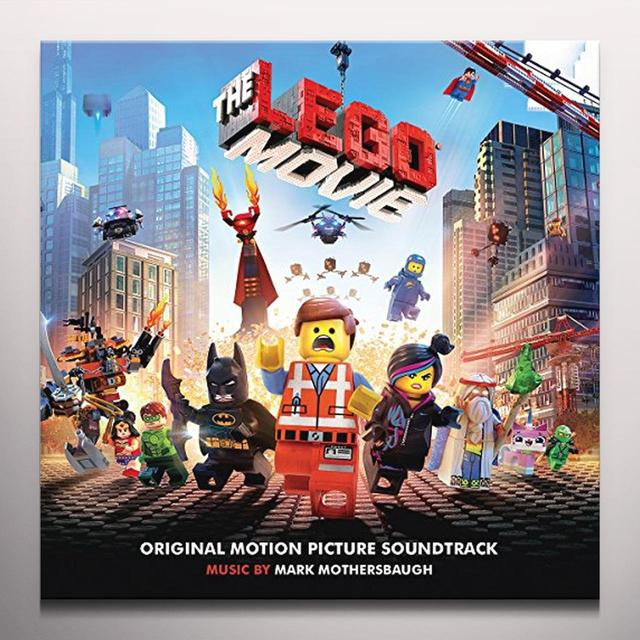 LEGO MOVIE / O.S.T. (HOL) (COLV) LEGO MOVIE / O.S.T. Vinyl Record - Colored Vinyl, Holland Import