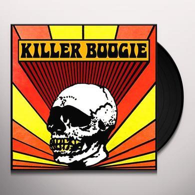 KILLER BOOGIE DETROIT Vinyl Record - Italy Release
