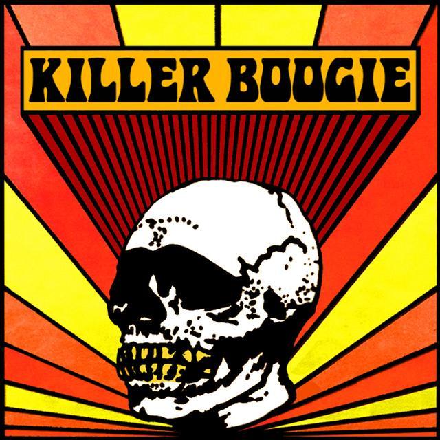 KILLER BOOGIE DETROIT Vinyl Record - Italy Import