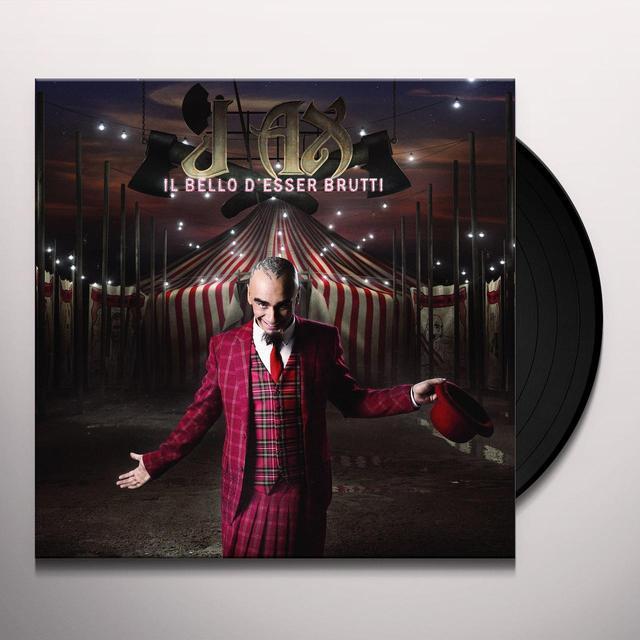 J-Ax IL BELLO D'ESSER BRUTTI (GER) Vinyl Record