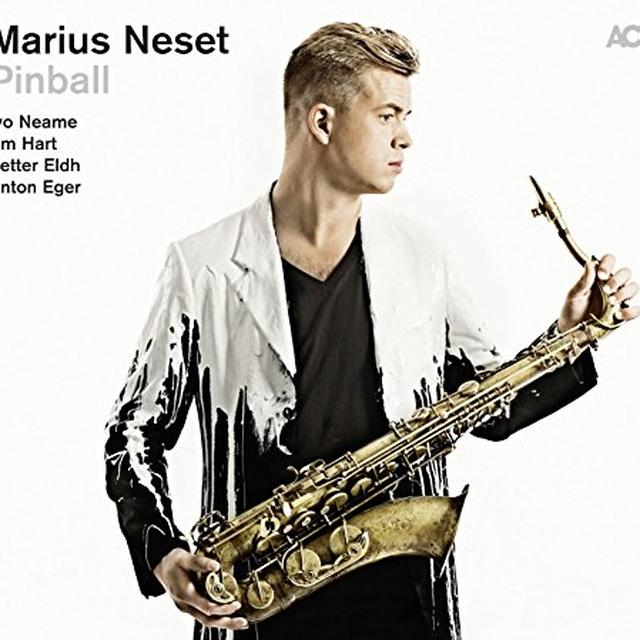 Marius Neset PINBALL Vinyl Record