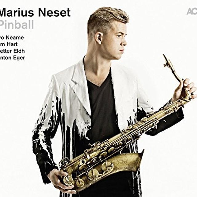 Marius Neset PINBALL Vinyl Record - Canada Import