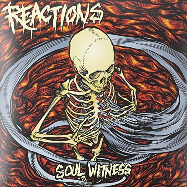 Reactions SOUL WITNESS Vinyl Record - Australia Import