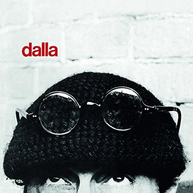 Lucio Dalla DALLA Vinyl Record - Italy Import