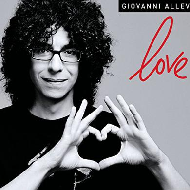 Giovanni Allevi LOVE Vinyl Record