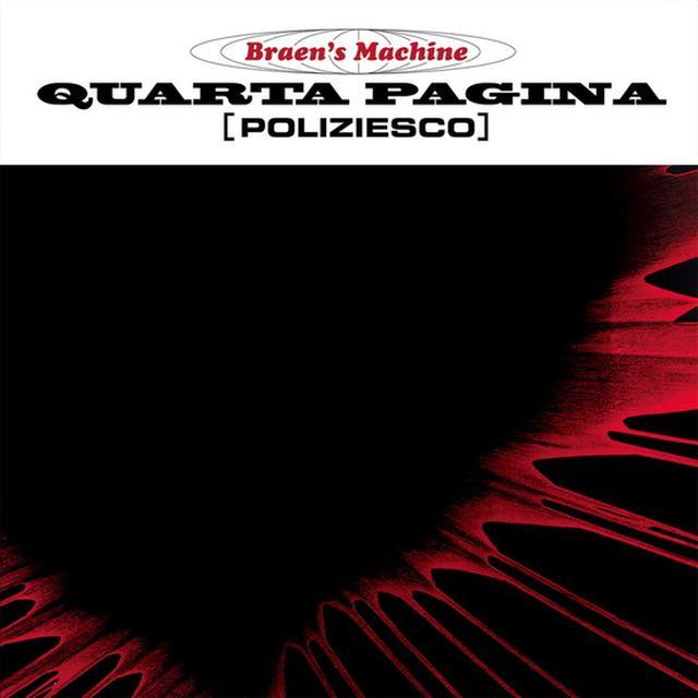 QUARTA PAGINA / O.S.T. (BONUS CD) (ITA) QUARTA PAGINA / O.S.T. (BONUS CD) Vinyl Record - Italy Import
