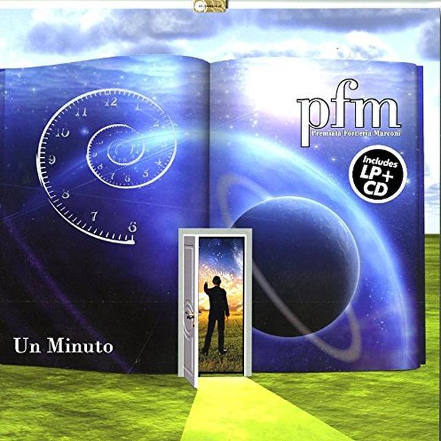 Pfm UN MINUTO Vinyl Record