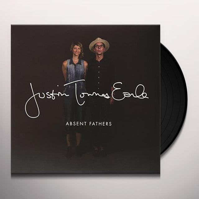 Justin Townes Earle ABSENT FATHERS Vinyl Record - Australia Import