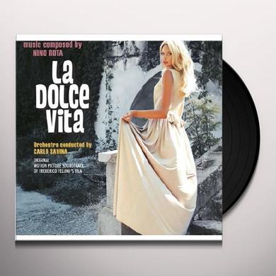 LA DOLCE VITA / O.S.T. (HOL) LA DOLCE VITA / O.S.T. Vinyl Record