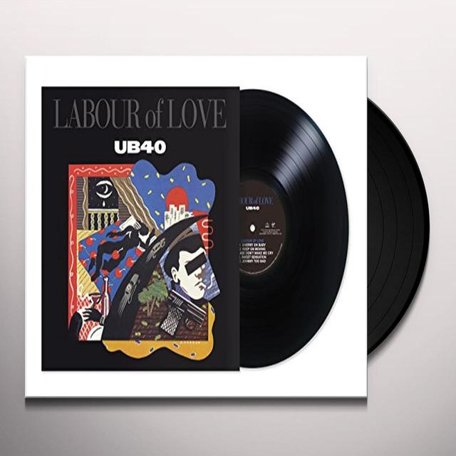 Ub40 LABOUR OF LOVE (UK) (Vinyl)