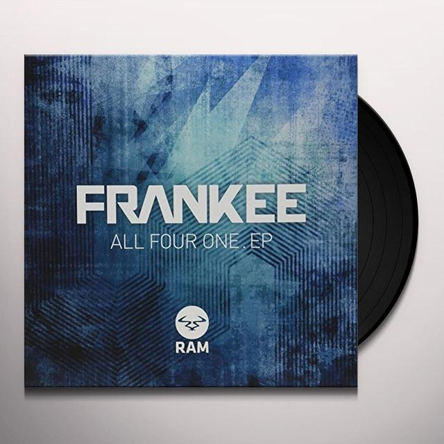 Frankee ALL FOR ONE EP Vinyl Record - UK Import