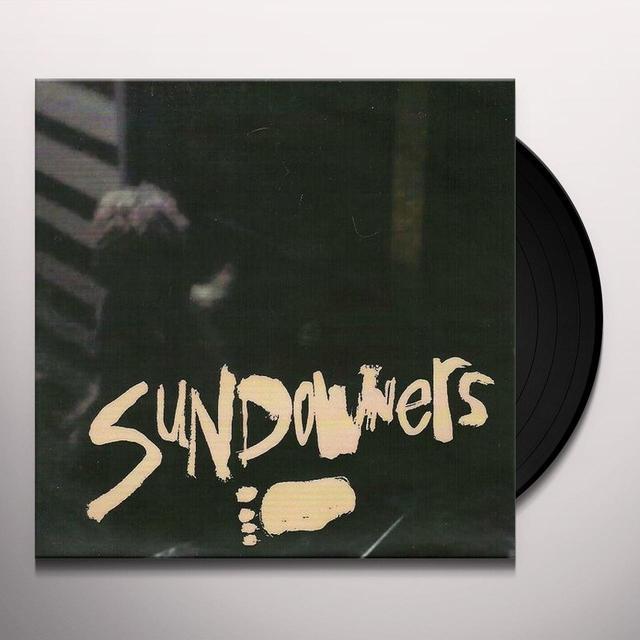 SUNDOWNERS Vinyl Record - UK Release