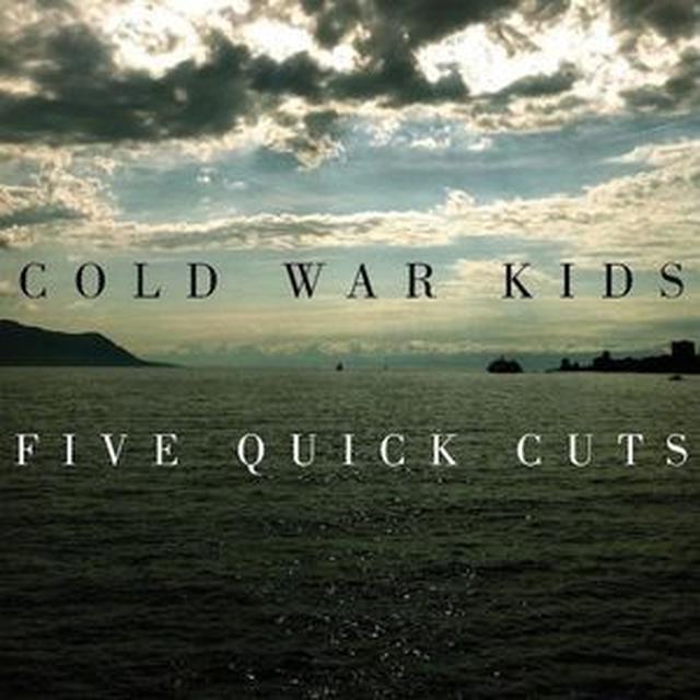 Cold War Kids FIVE QUICK CUTS (BONUS TRACKS) Vinyl Record