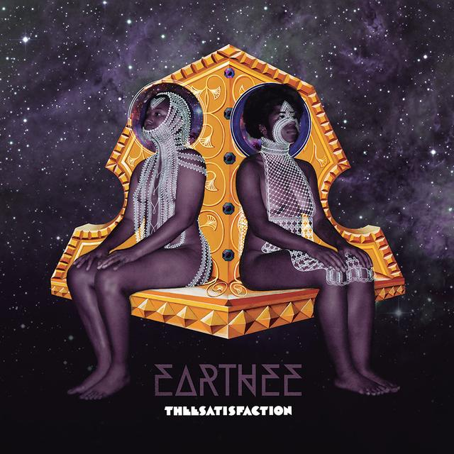 Theesatisfaction EARTHEE Vinyl Record