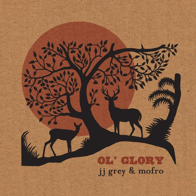 Jj Grey & Mofro OL GLORY Vinyl Record - 180 Gram Pressing, Digital Download Included