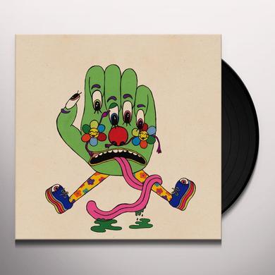 Dan Deacon GLISS RIFFER Vinyl Record