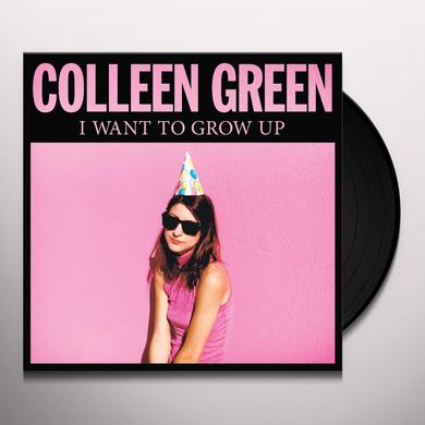 Colleen Green I WANT TO GROW UP Vinyl Record - Digital Download Included