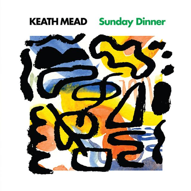 Keath Mead SUNDAY DINNER Vinyl Record - Digital Download Included