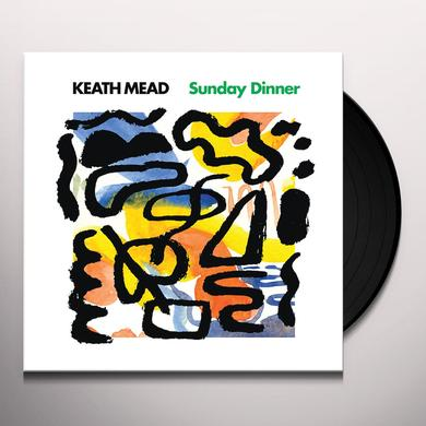 Keath Mead SUNDAY DINNER Vinyl Record