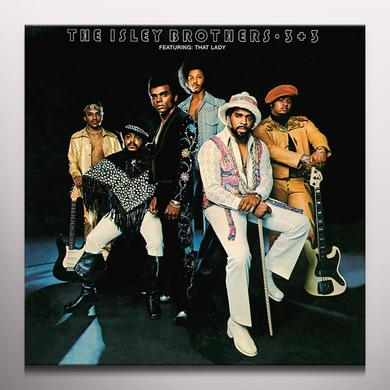 The Isley Brothers 3+3 Vinyl Record - Colored Vinyl, 180 Gram Pressing