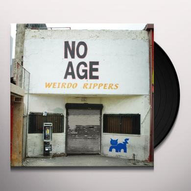 No Age WEIRDO RIPPERS Vinyl Record