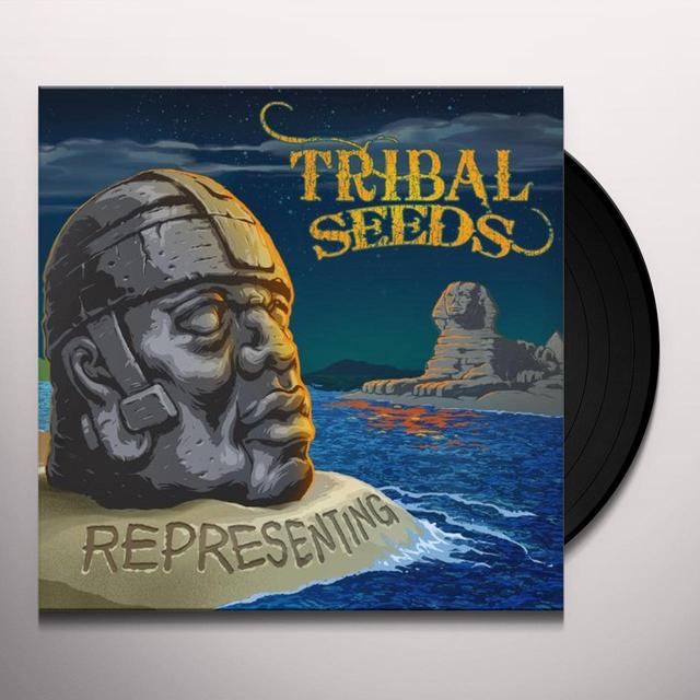 Tribal Seeds REPRESENTING Vinyl Record