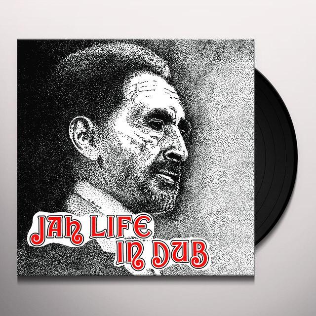 JAH LIFE IN DUB Vinyl Record