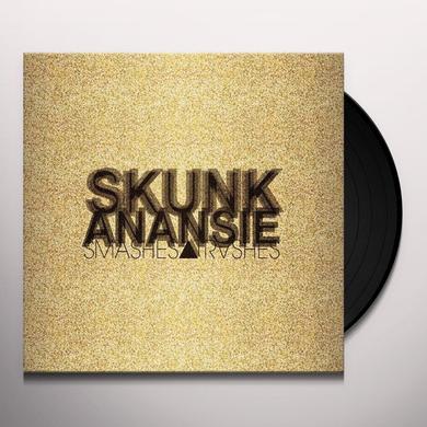 Skunk Anansie SMASHES & TRASHES (NTSC) Vinyl Record - UK Import
