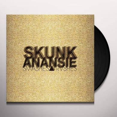 Skunk Anansie SMASHES & TRASHES (NTSC) Vinyl Record - UK Import