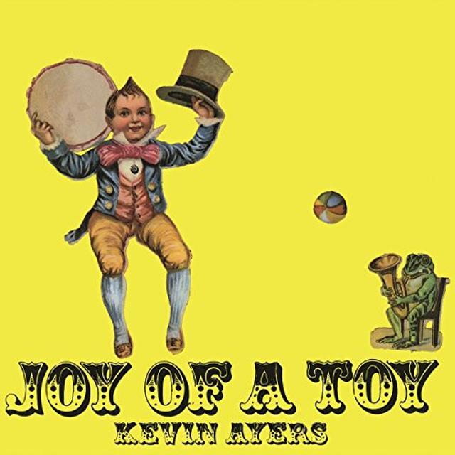 Kevin Ayers JOY OF A TOY Vinyl Record